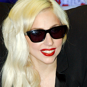 "In-Store Appearance of Lady Gaga Signing ""Fame Monster"""