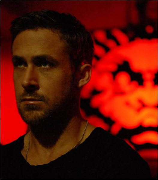 "Ryan Gosling Looks Beat In ""Only God Forgives"""