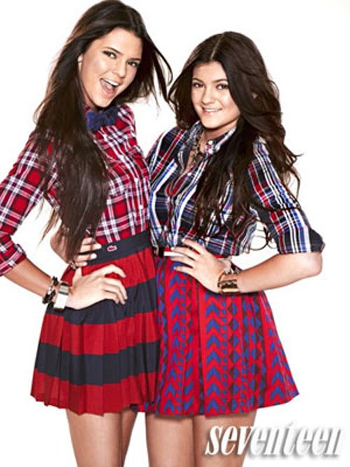 Kendall & Kylie Jenner Cover Seventeen September 2012, Dish On Cody Simpson & Spinoff Rumors